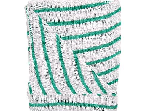 40cmx30cm COLOURED Striped Dishcloth