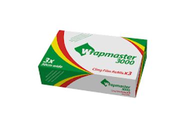 30cm X 300Mtr Wrapmaster Film 3000