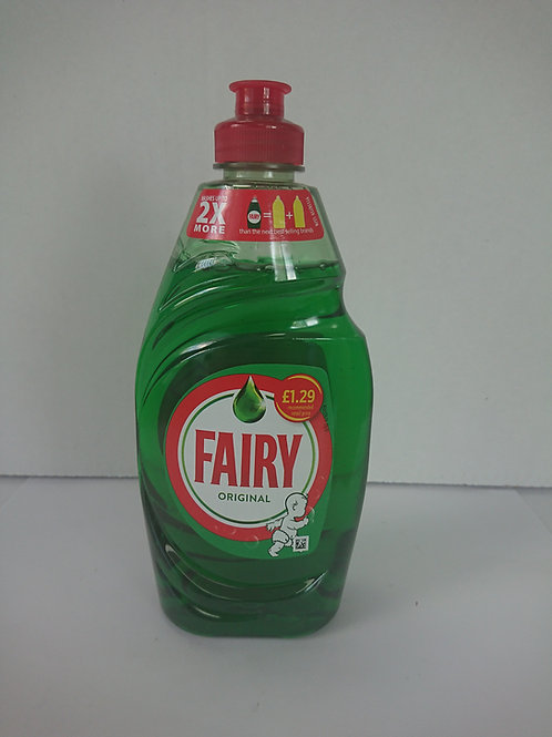 Fairy Detergent - Small Bottle 433ml