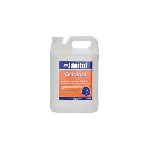 Deb Janitol Original Multi Purpose Detergent 5ltr