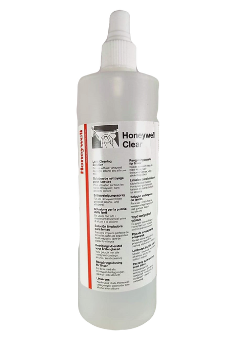 Honeywell Clear Lens Cleaner