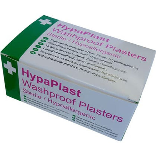 Hypa Plast Pink Washproof Plasters