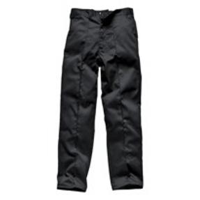 Dickies ladies redhawk trousers black size 28r D884-28R-BK
