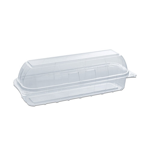 Baguette Box Clear Large
