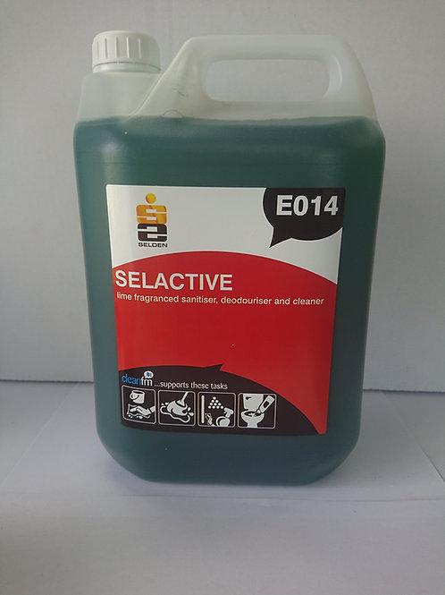 Selactive 3 in1 Cleaner Selactive 3 in1 CleanerDisinfectant- Lime Fragrance