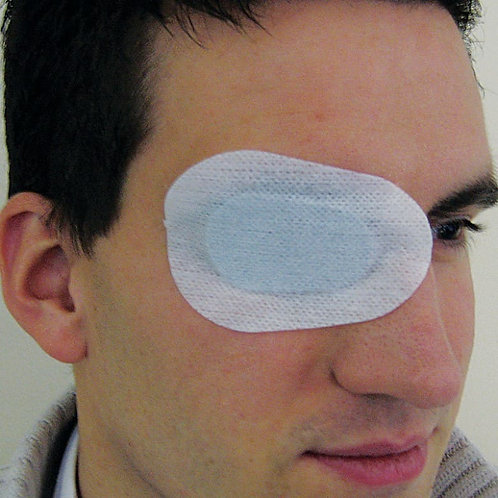 Hypacover Sterile Adhesive Eye Pad