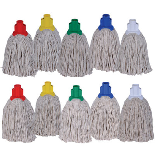 No.16 P/Yarn Plastic/SKT Mophead Various Colours