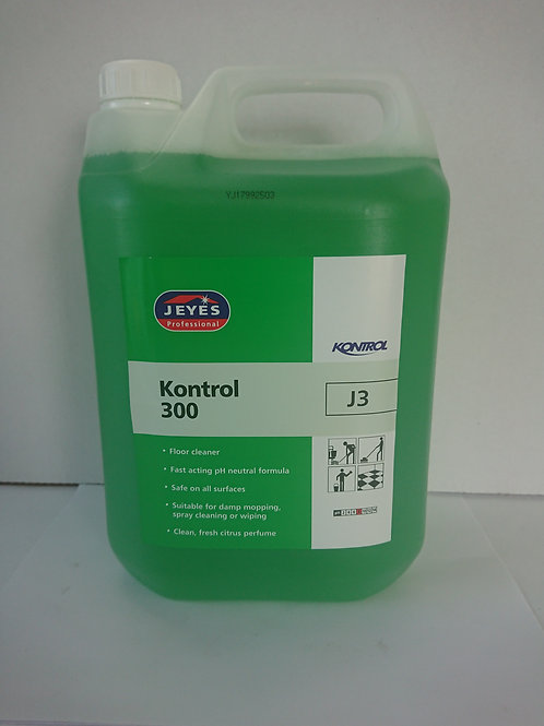 2 x 5 litre Jeyes Kontrol 300