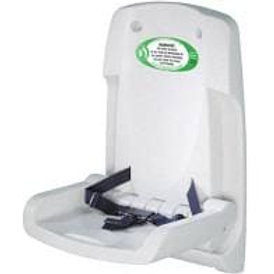 Baby Changer Safety Seat White