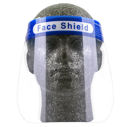 Protective Face Shields x10