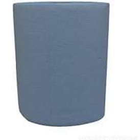2ply Blue Wiper Roll 40cmx400mtr  1000sht IBL140
