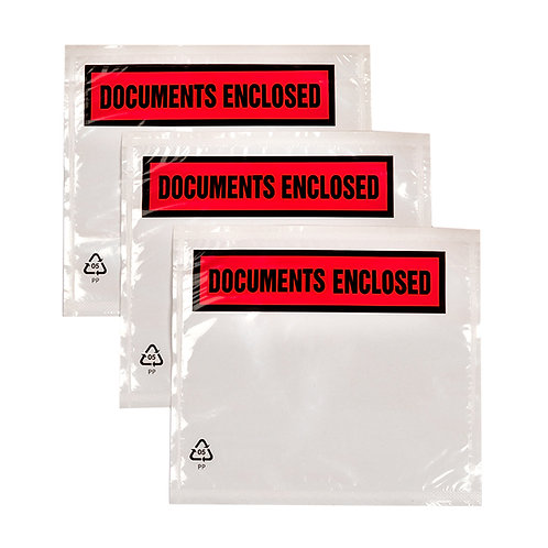 235x175mm A5 Document Enclosed Wallet Printed