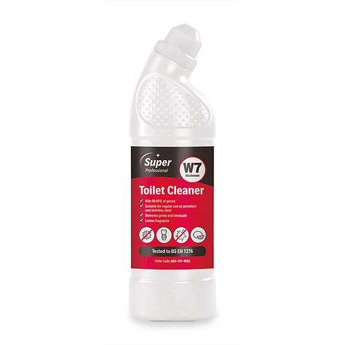 W7 Toilet Cleaner