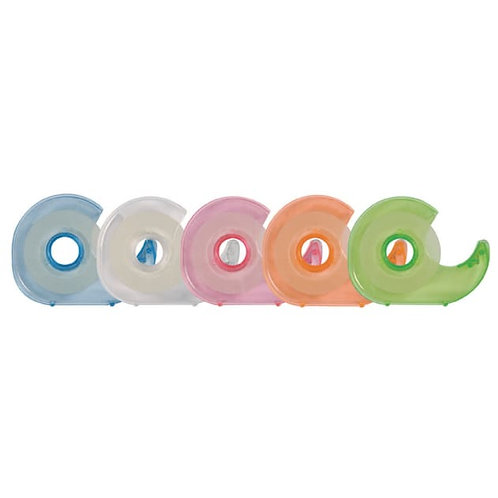 Q - Connect Adhesive Tape 19mm x 33m. with Dispenser