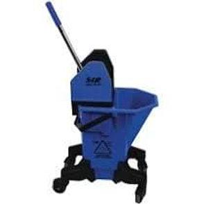 E4 Wringer  C/W E12 Bucket (long tall sally) 16Ltr Blue