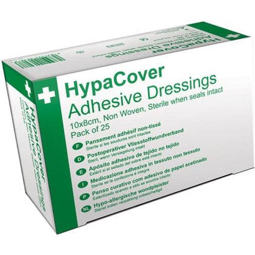 Adhesive Dressing Large 10x8cm