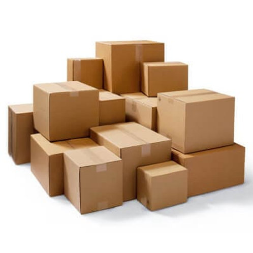 DOUBLE WALL CARDBOARD BOXES - VARIOUS SIZES