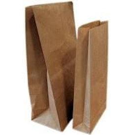 "10x15.5x16.5"" (21lb) Brown Kraft SOS Block Bottom"