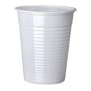 7oz Tall White Vending Cups