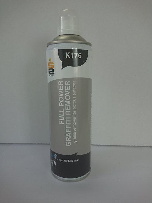 Full Power Graffiti Remover - Porous Surfaces