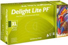Aurelia Delight LiteVinyl Clear Gloves (Powder Free)