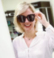 Bine mit Bling-Bling Sonnenbrille von 💎
