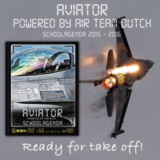 Schoolagenda Aviator