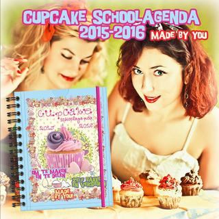 Cupcake Schoolagenda