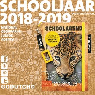 Schooldiary National Geographic Junior