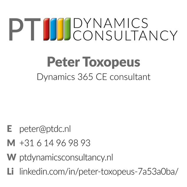 PT Dynamics Consultancy
