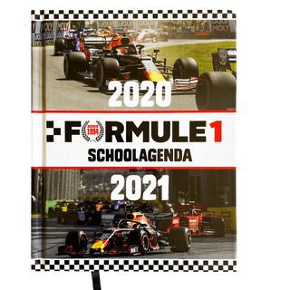 Formule 1 Schoolagenda 2020 - 2021