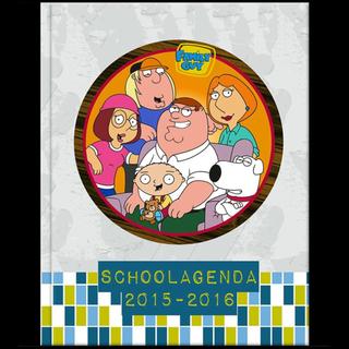 Schoolagenda Family Guy