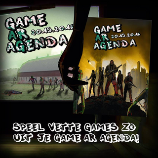 Game AR Agenda