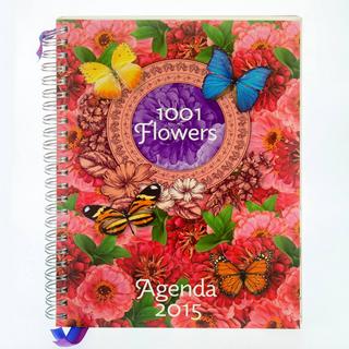1001 Flowers Diary