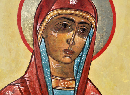 Theotokos: A Reflection on Struggle and Grace