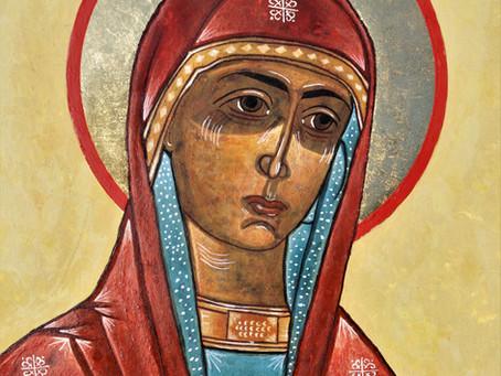 Theotokos: A Reflection on Struggle and Grace