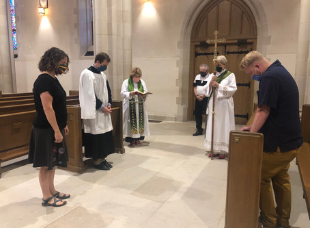 PHOTOS: Eucharistic Services during the pandemic