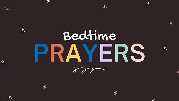 Bedtime Prayers facebook promo.png