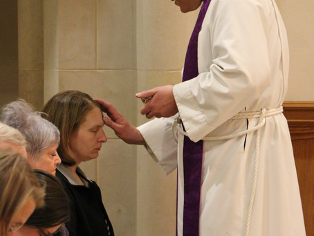 Remembrance and Hope on Ash Wednesday