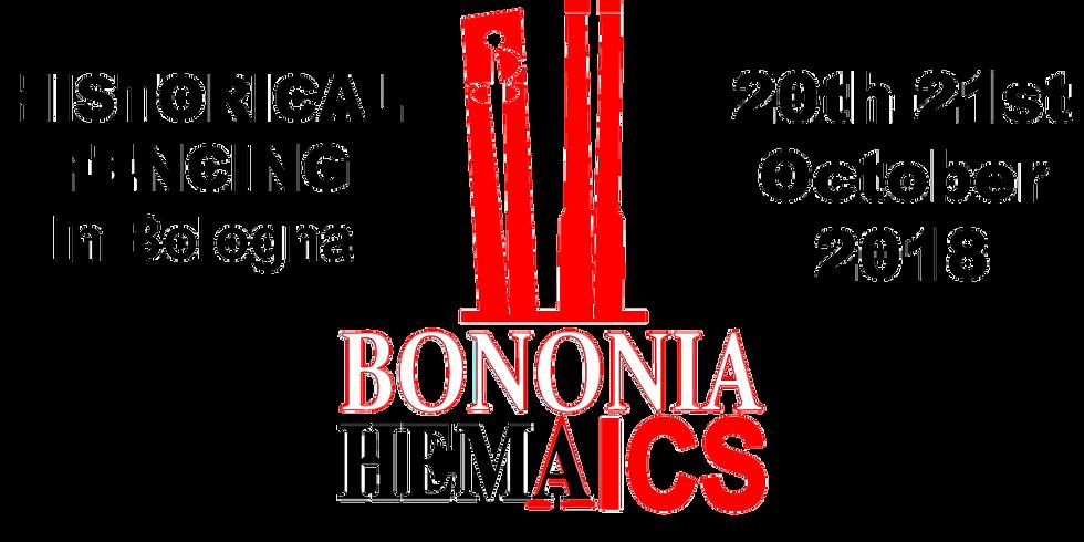 Bononia HEMAICS 2018 : Setting up the Exchange!