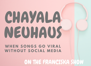 When Songs Go Viral without the Social Media - Chayala Neuhaus