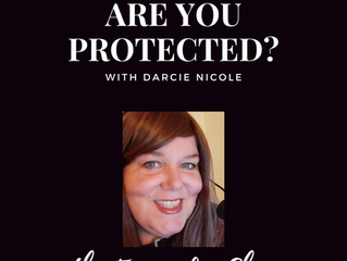 ARE YOU PROTECTED? Copyright & Royalties with Darcie Nicole