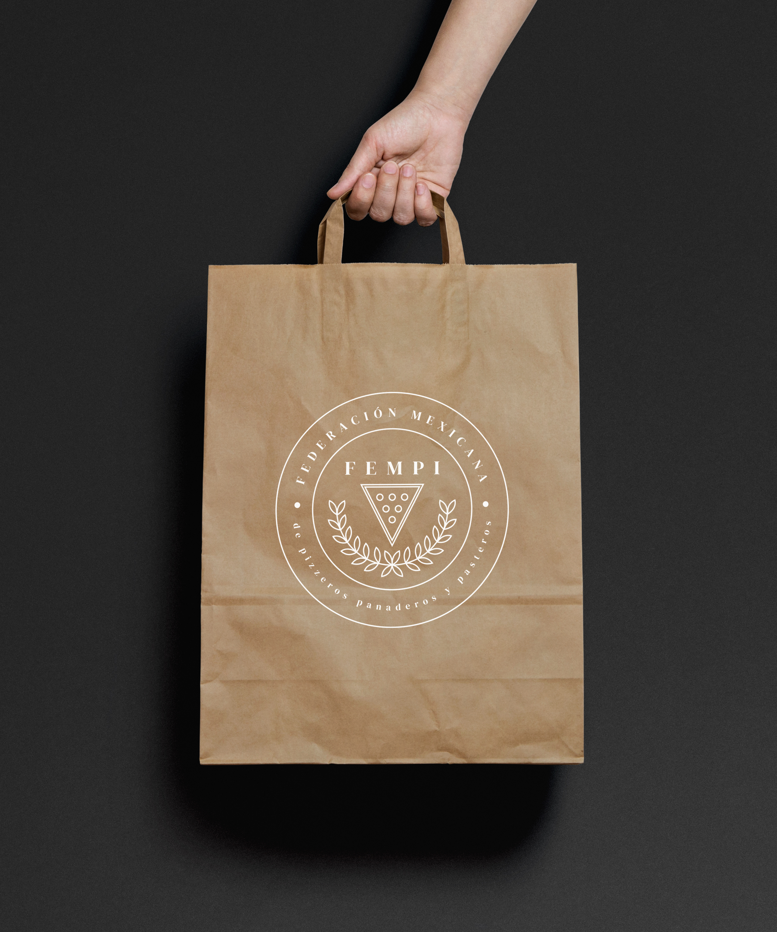 Brown Paper Bag MockUp2