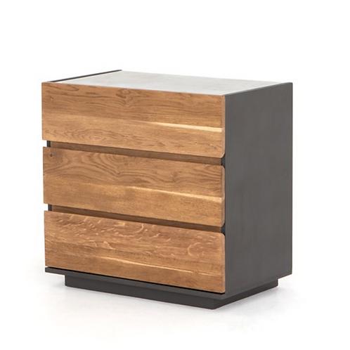 Holland 3 Drawer Dresser