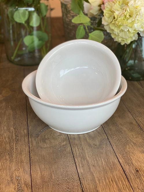 Large Farmhouse Mixing Bowl