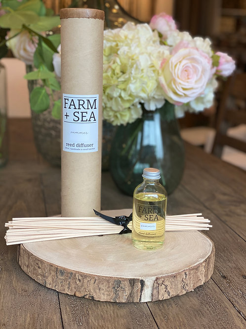 Farm + Sea Reed Diffusers