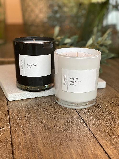 Pure Clean Scented Candles 9oz