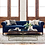 Thumbnail: Griffon Sofa- Plush Navy