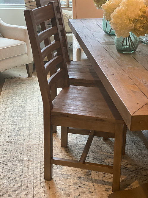 Kyle Wood Seat Side Dining Chair