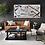 Thumbnail: Williams Leather Sofa